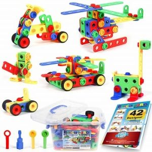 101 Piece STEM Toys Kit