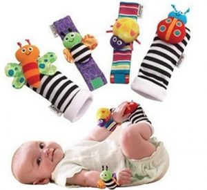 Blige SMTF Cute Animal Soft Baby Socks