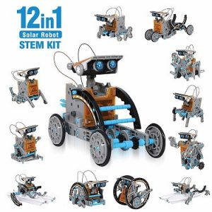 CIRO solar robot kit 12 in 1 educational