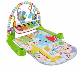 Fisher-Price Deluxe Kick Play Piano
