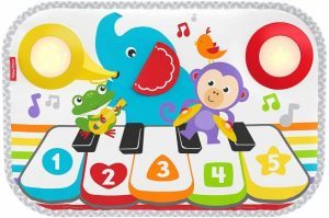 Fisher Price Smart Stages Kick Play Piano