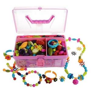 Gili Pop Beads, Jewelry Making Kit