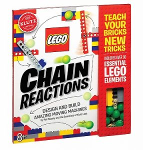 Klutz Lego Chain Reactions Science