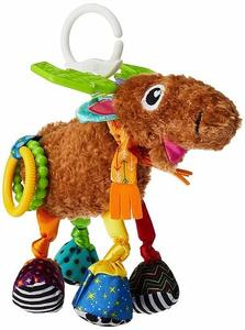 Lamaze Mortimer The Moose Clip On Toy