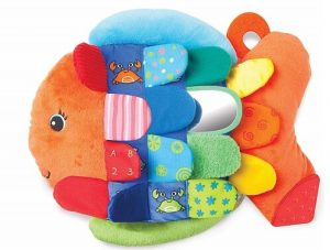 Melissa & Doug Flip Fish Baby Toy