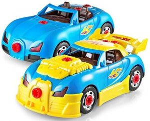 Take Apart Racing Car Toys