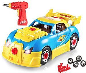 Take Apart Racing Car Toys