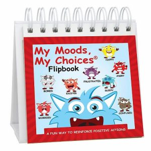 The Original Mood Flipbook for Kids