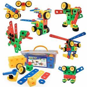 USA Toyz Boltz STEM Building Toys
