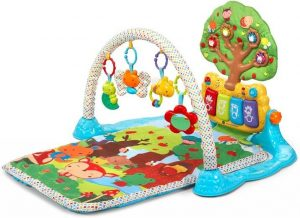 VTech Baby Critters Musical Glow Gym