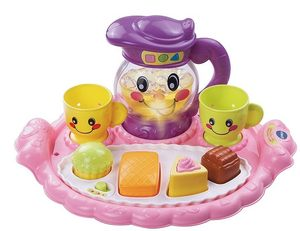 VTech Learn Discover Pretty Party Playset