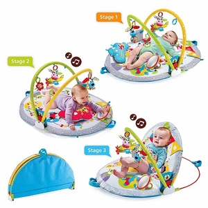 Yookidoo Baby Play Gym Lay to Sit-Up Play