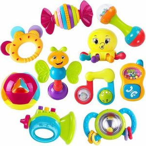 iPlay iLearn 10pcs Baby