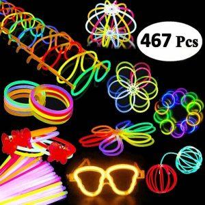 BUDI 200 Glow Sticks