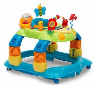 Delta Children Lil Play Station Activity Walker