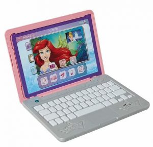 Disney Princess Girls Play Laptop