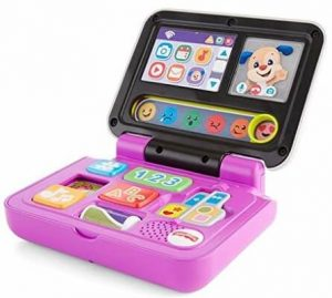 Fisher Price Laugh Learn Click Learn Laptop