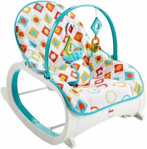 FisherPrice Infant Toddler Rocker