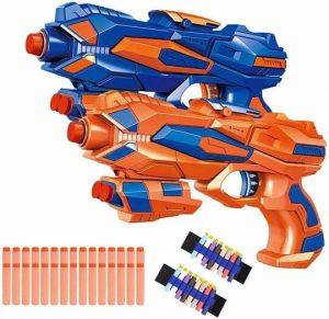 Fstop Labs 2 Pack Foam Hand Gun