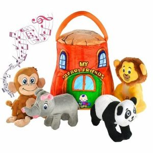 Gift for EDUCATIONAL Plush Toy