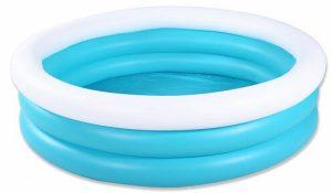 HIWENA Inflatable Kiddie Pool