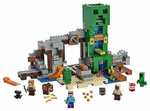 LEGO Minecraft The creeper building kit