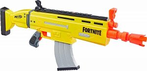 NERF Fortnite AR L Elite Dart Blaster