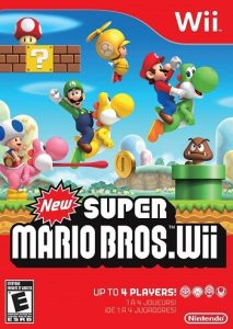 New Super Mario Bros