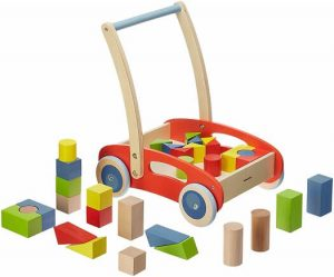 Pidoko Kids Block and Roll Cart