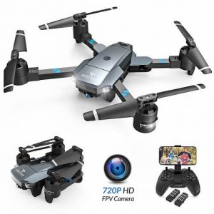 SNAPTAIN A15 Foldable FPV WiFi Drone