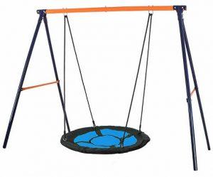 SUPER DEAL Swing Set