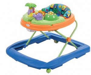Safety 1st Dino Sounds Baby Walker