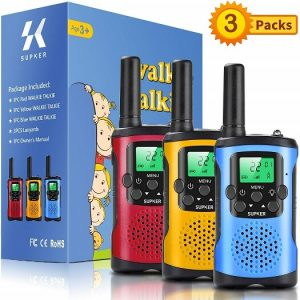 Supker Walkie Talkies
