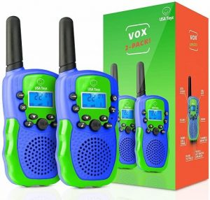 USA Toyz Vox Box Walkie Talkies