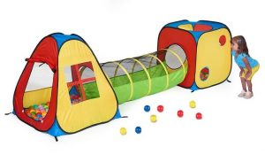 UTEX 3 in 1 Pop Up Play Tent