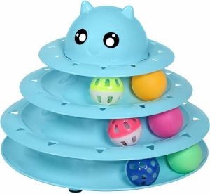 Upsky Cat Toy Roller Cat Toys