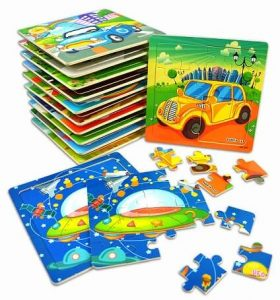 Vileafy Kids Jigsaw Puzzles Party Favors Toys