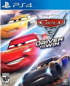 WB Games Cars 3