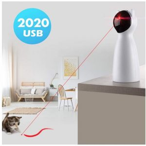 Yvelife Cat Laser Toy