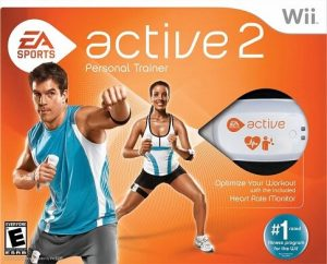 EA sport active wii games