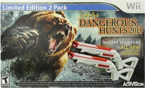 cabelas dangerous hunts