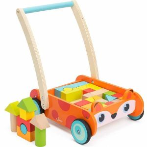 cossy Wooden Baby Learning Walker