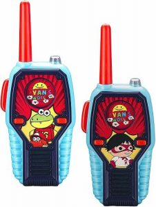 eKids Ryans World Walkie Talkies