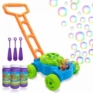 lydaz bubble mower