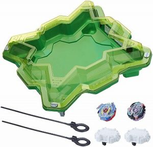 Beyblade burst storm battle set