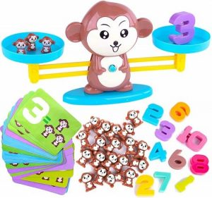 Cooltoys monkey balance cool math