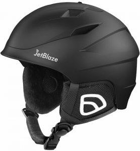 JetBlaze Ski Helmet, Snow Sports Helmet