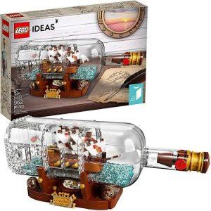 LEGO Ideas Ship in a Bottle
