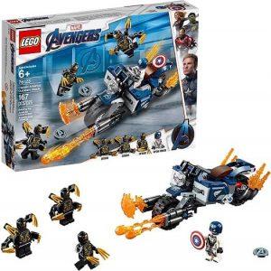 LEGO Marvel Avengers Captain America