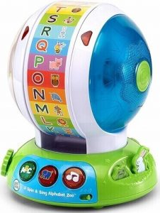 Leapfrog spin and sing
